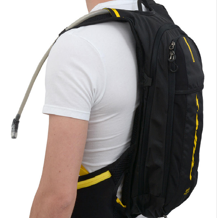 MOCHILA DE HIDRATACIÓN MAVIC CROSSMAX 8.5 ltd-vista lateral