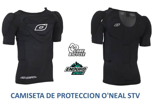 anuncio CAMISETA DE PROTECCION O'NEAL STV