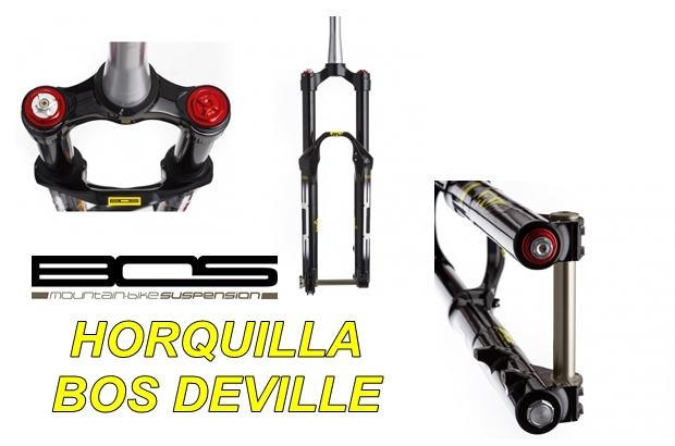 Horquilla Bos Deville