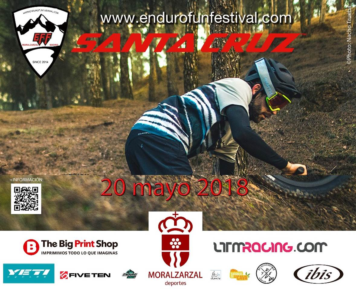 Circuito Xco Moralzarzal : Inscripciones abiertas enduro fun festival 2018 moralzarzal