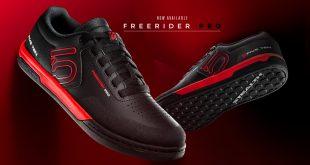 Nuevas zapatillas-calzado ciclismo mountain bike /MTB/BTT de montaña Five ten para pedal de plataforma: Freerider pro 2017-2018 para hombre y mujer