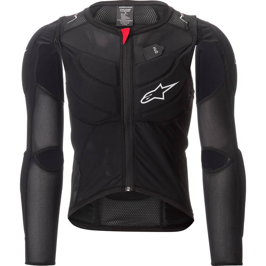 PETO DE PROTECCION ALPINESTAR EVOLUTION DE MANGA LARGA
