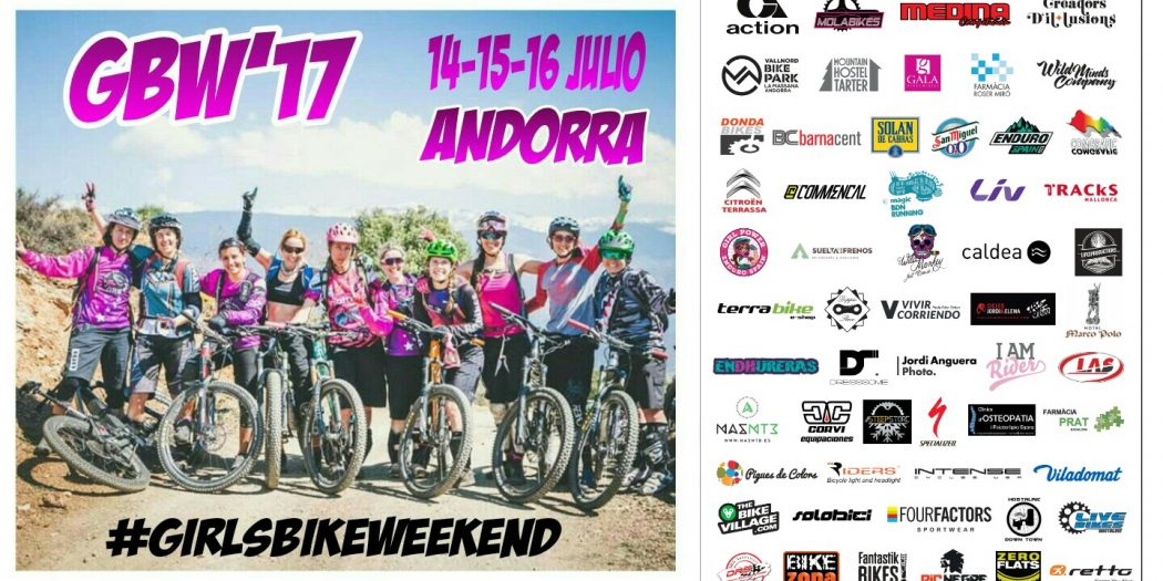 girl bike weekend