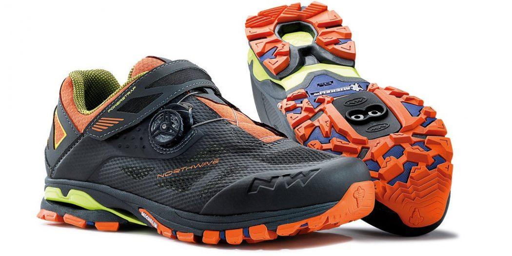 zapatillas calzado de ciclismo northwave spider 2 plus