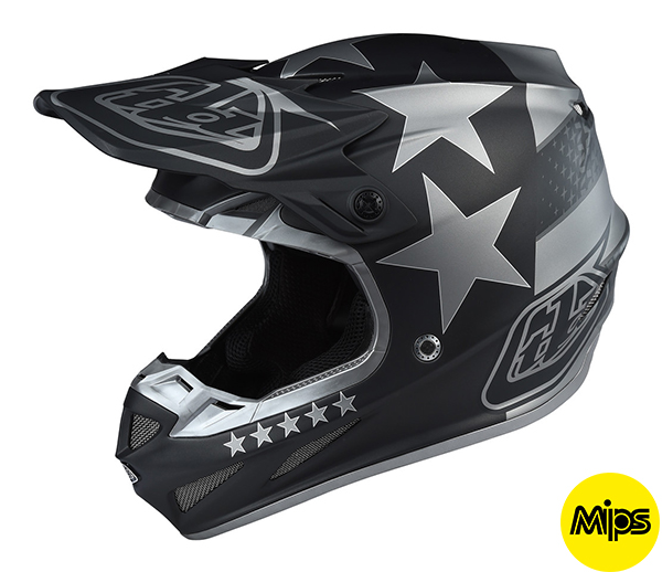 CASCO TROY LEE DESIGNES D3 CARBON FREEDOM