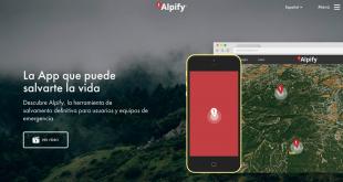 ALPIFY LA APP QUE TE SOCORRERA EN CASO DE EMERGENCIA