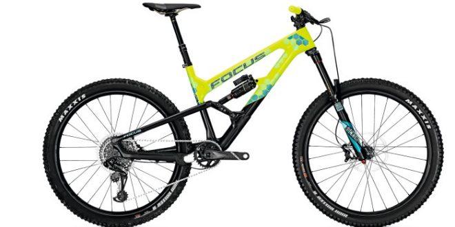 Nueva Bicicleta Focus SAM C Pro/SL y Lite (carbono y aluminio) 2018