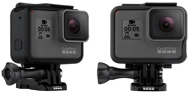 Gopro Hero6 Black 6 nueva camara vídeo áccion para bicicleta de montaña 4k