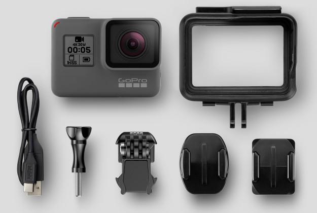 Gopro Hero6 Black nueva camara vídeo áccion para bicicleta de montaña 4k