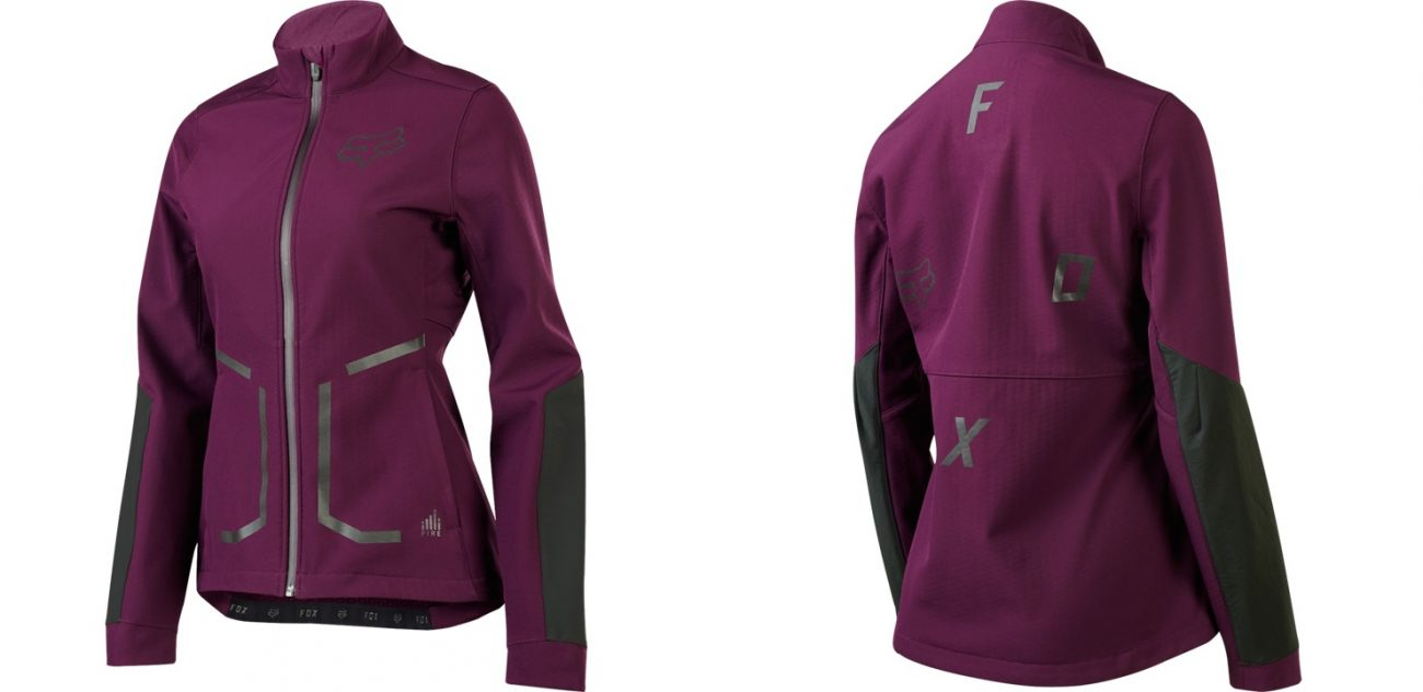 Chaqueta Fox Racing Fire Attack para mujer 2018