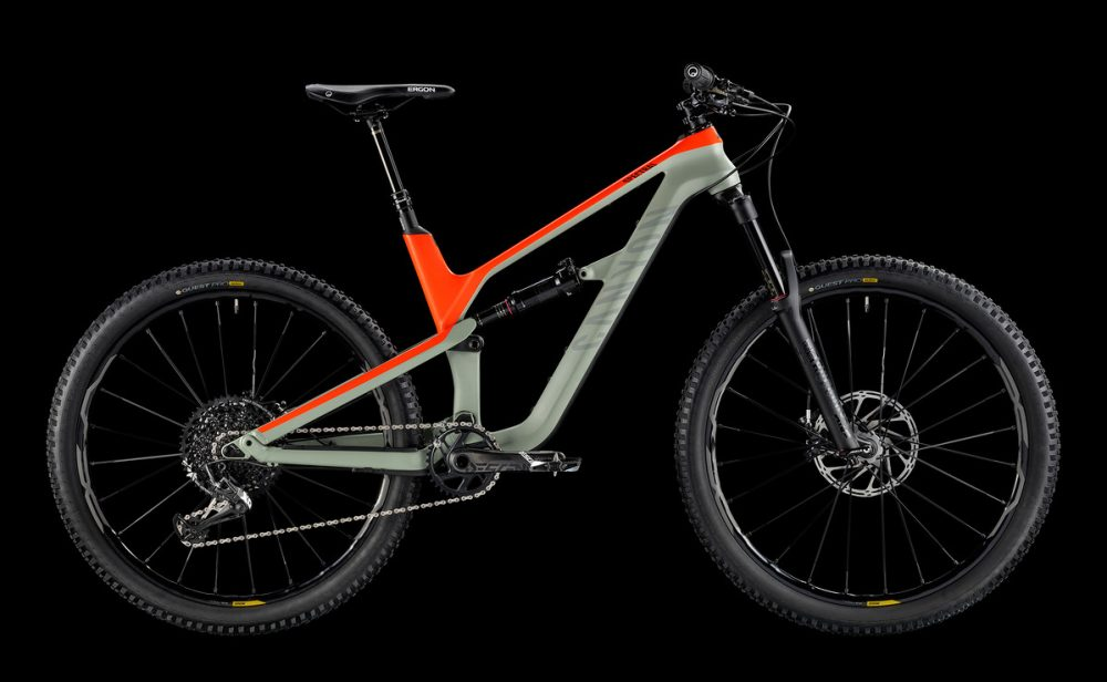 canyon spectral