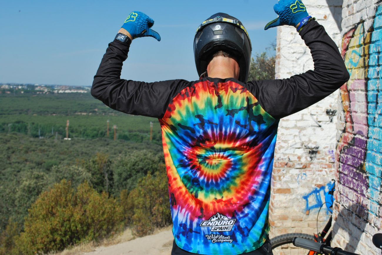 CAMISETAS TECNICAS ENDURO SPAIN