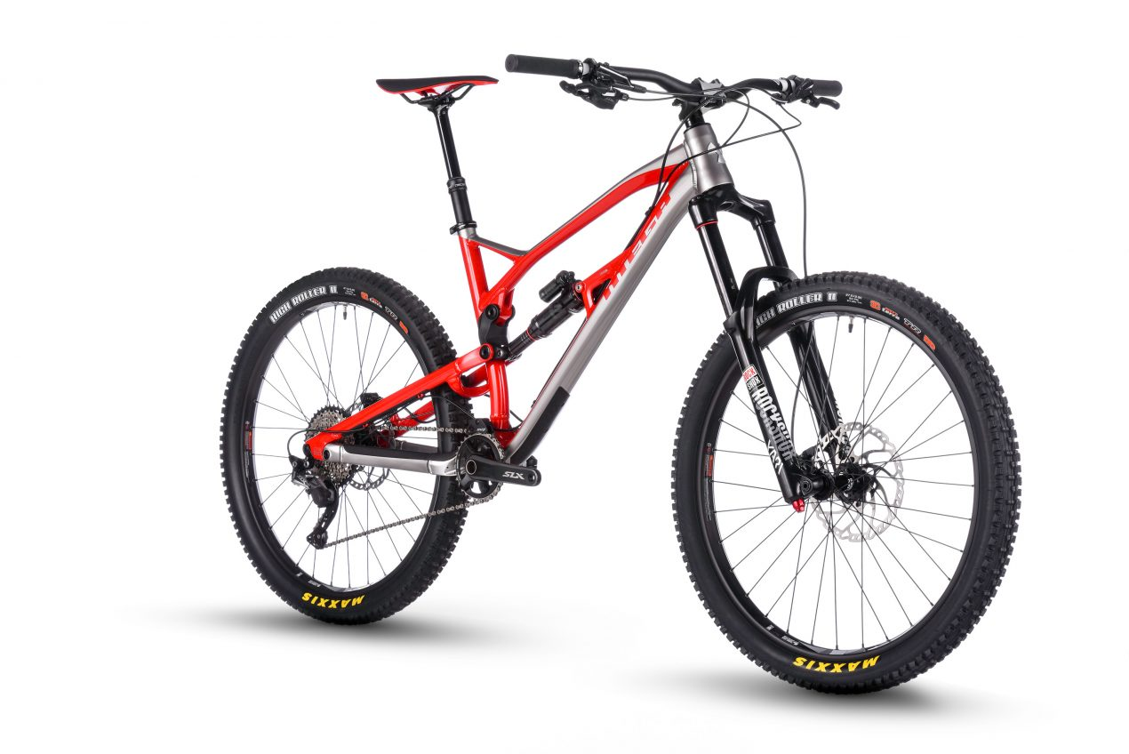 bicicleta de enduro Nukeproof Mega 275 Comp 2018