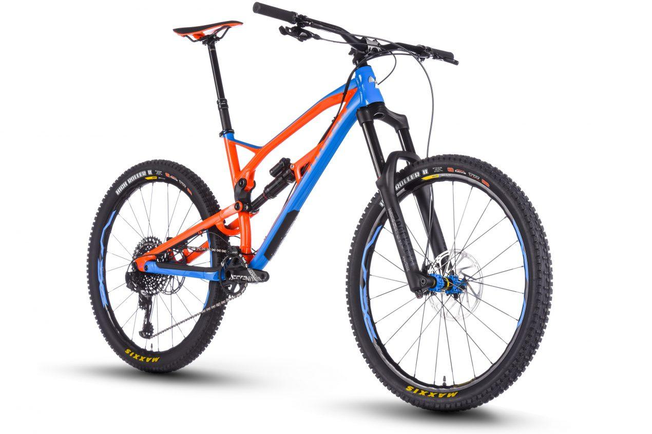 bicicleta de enduro Nukeproof Mega 275 Pro 2018