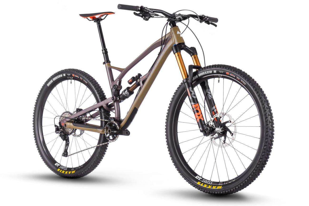 Bicicleta de enduro Nukeproof Mega 290 Factory 2018