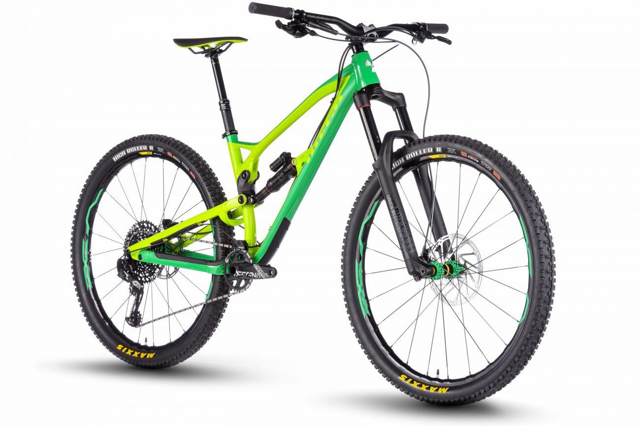 Bicicleta de enduro Nukeproof Mega 290 Pro 2018