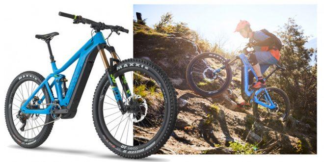 bicicleta eléctrica de MTB BMC Trailfox AMP
