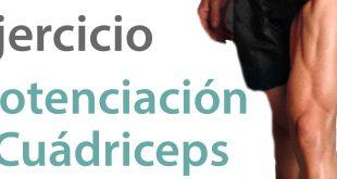 3 EJERCICIOS ISOMETRICOS PARA FORTALECER CUADRICEPS