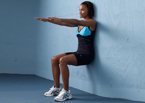 ejercicios para fortalecer los cuadriceps en casa