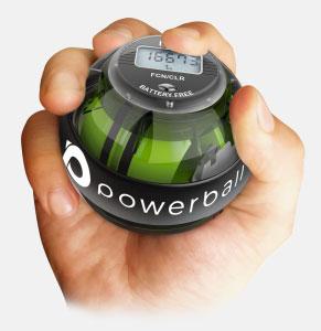 """Powerball - un """"herramienta"""" para fortalecer el brazo para descenso y enduro / bikepark"""