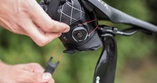 Bolsa de sillín de bicicleta Seat Roll Premio: compacta, segura y duradera