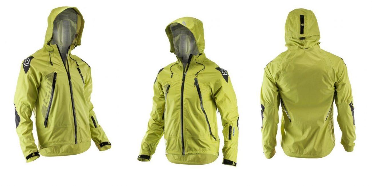 chaqueta de MTB LEATT DBX 5.0 ALL-MOUNTAIN
