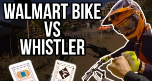 BICI DE CARREFOUR vs WHISTLER BIKE PARK