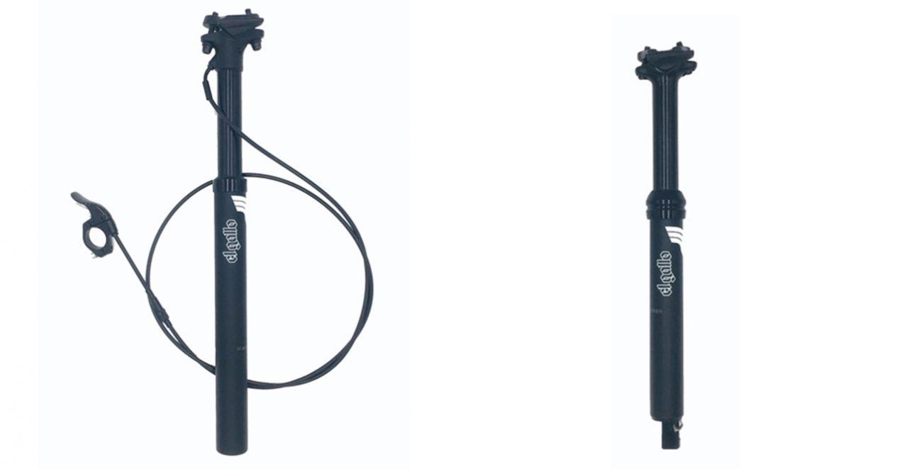 Nueva Tija telescópica El Gallo COMP y PRO (con cableado interno y cableado externo) 2018