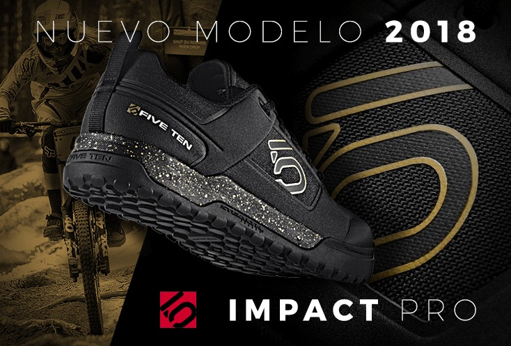 FIVE TEN IMPACT PRO PARA ENURO Y DESCENSO