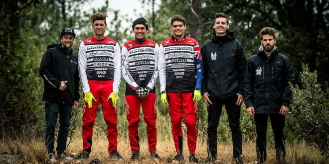 TROY LEE DESIGNS COLECCION SPRINT 2018