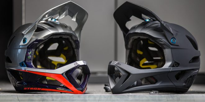 TROY LEE DESIGNS STAGE CASCO INTEGRAL LIGERO PARA ENDURO