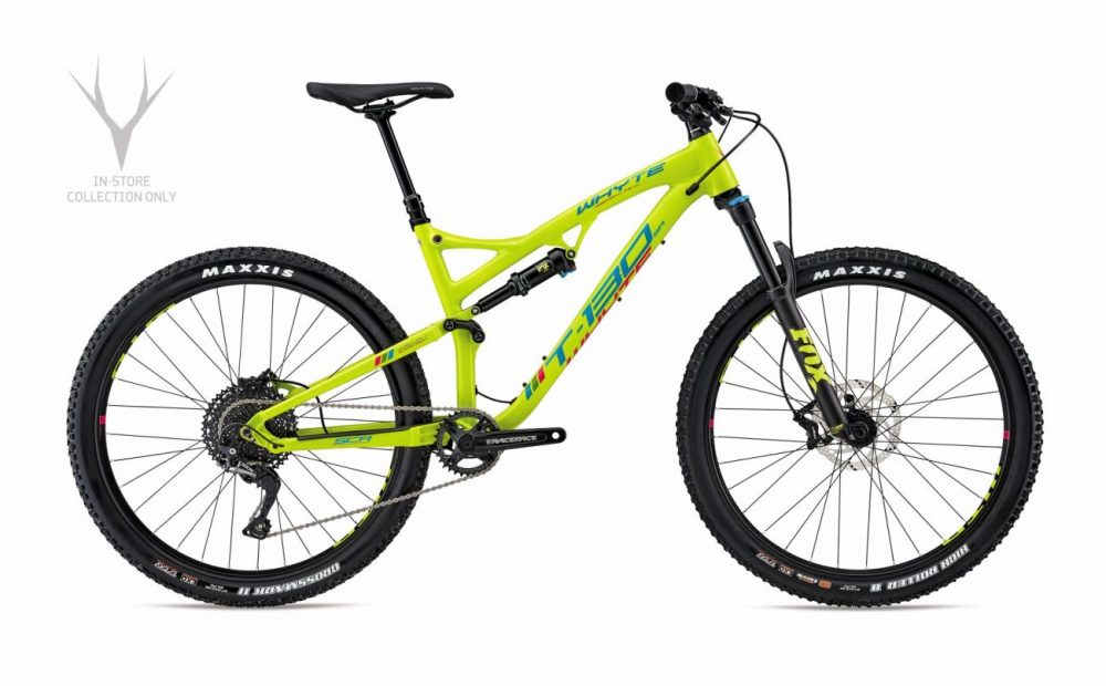 WHYTE T 130
