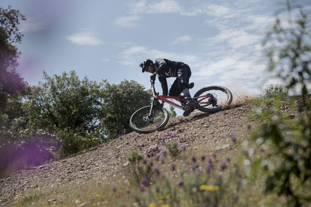 ENDURO MOUNTAIN BIKE EN CACERES