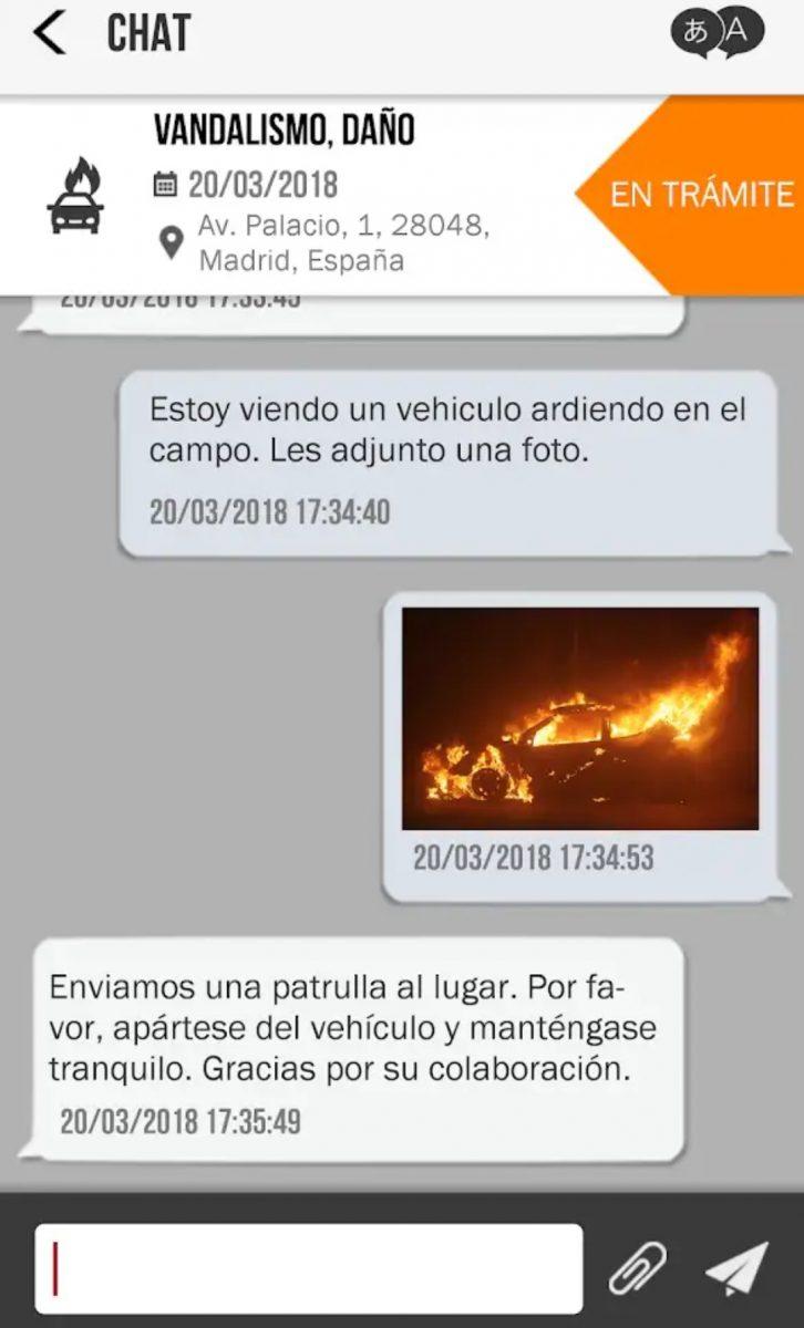 ALERTCOPSLAAPP DE LAGUARDIA CIVIL PARACASOSDEEMERGENCIA