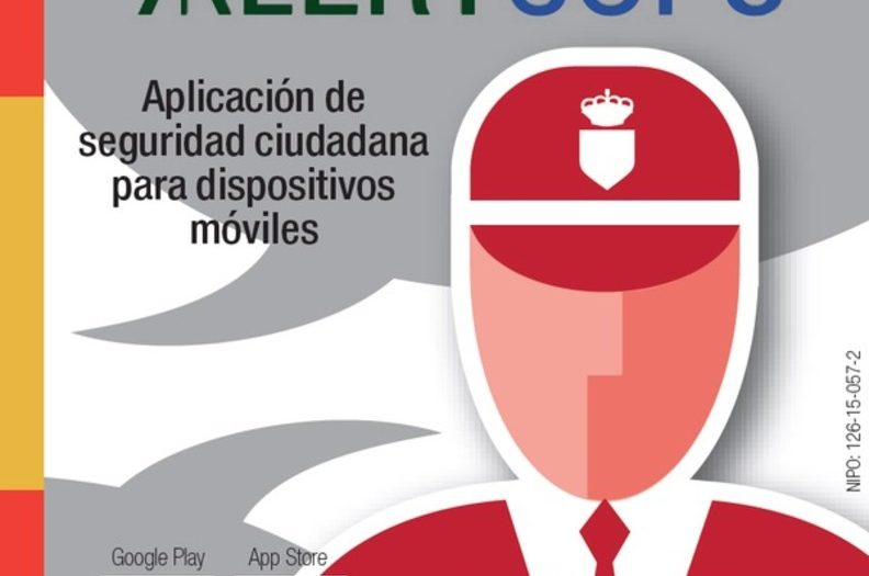 ALERTCOPS LA APP DE EMERGENCIA DE LA GUARDIA CIVIL