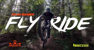 FLY RIDE  MTB VIDEO GRABADO SOLO CON DRONES