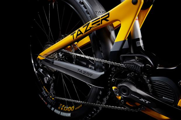INTENSE TAZER E-BIKE SIMPLEMENTE UNA E-ASSIST