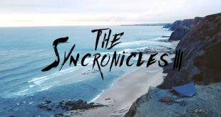 DESCUBRE PORTUGAL THE SYNCRONICLES III ROSCKS AND WAVES