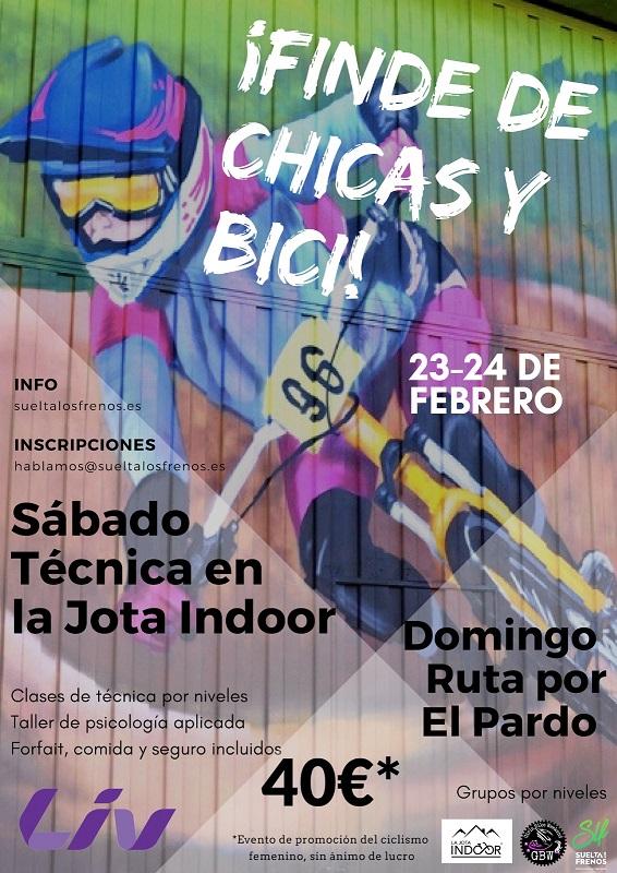 FESTIVAL WOMENS BIKE MADRID