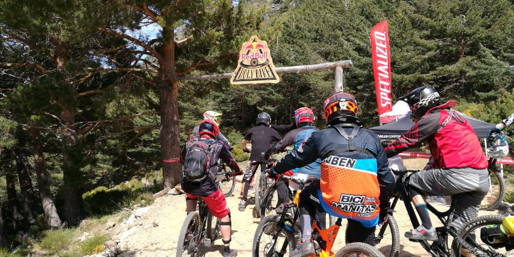 RED BULL HOLY BIKE APERTURA INSCRIPCIONES