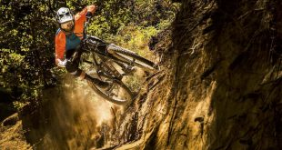 REMY METAILLER EN EL BIKE PARK NEVADOS DE CHILLAN