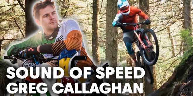 """GREG CALLAGHAN """"SOUND OF SPEED"""" by RED BULL"""