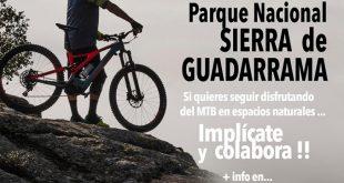 STOP PRUG PARQUE NACIONAL SIERRA GUADARRAMA. BASTA YA DE QUEJARSE, MOVILIZATE Y COLABORA!!