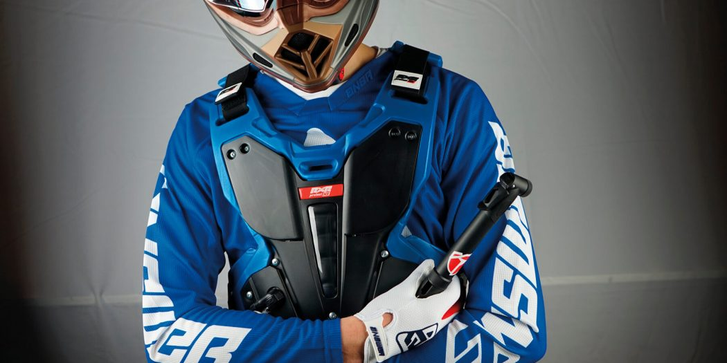 PETO CON AIRBAG BULLET RXR PROTECT