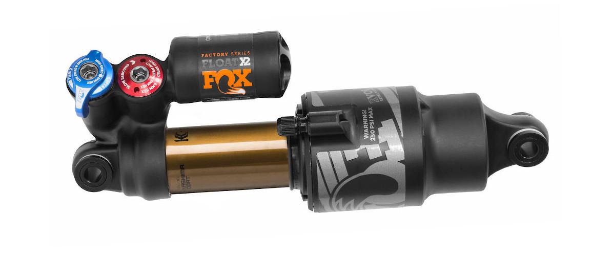 AMORTIGUADOR FOX X2 COMO REGULARLO