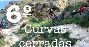 TECNICA PARA REALIZAR CURVAS CERRADAS MTB