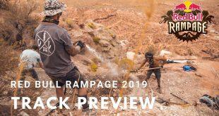 RED BULL RAMPAGE 2019 - LA LINEA DE BIENVENIDO AGUADO