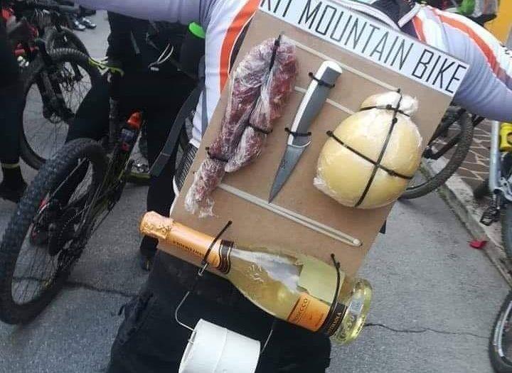 COMO MONTAR SIN MOCHILA O RIÑONERA MTB