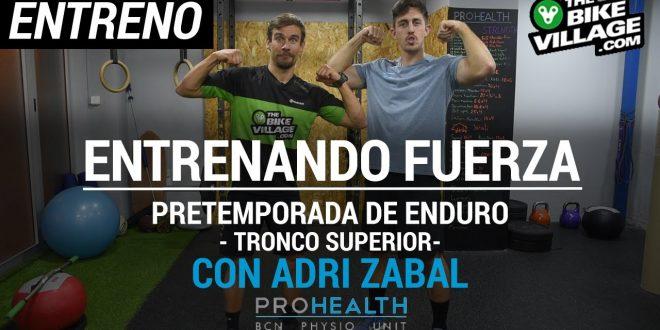 4 EJERCICIOS QUE FORTALECEN EL TRONCO SUPERIOR PARA ENDURO DH MTB