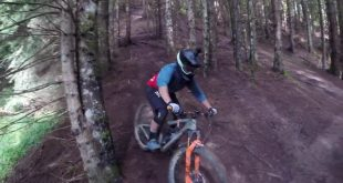MUCHO GIRL POWER MTB EN MORZINE BIKE PARK